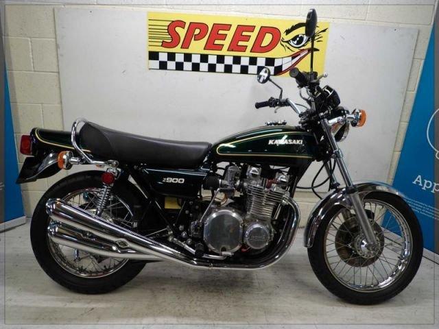 USED 1975 KAWASAKI Z900