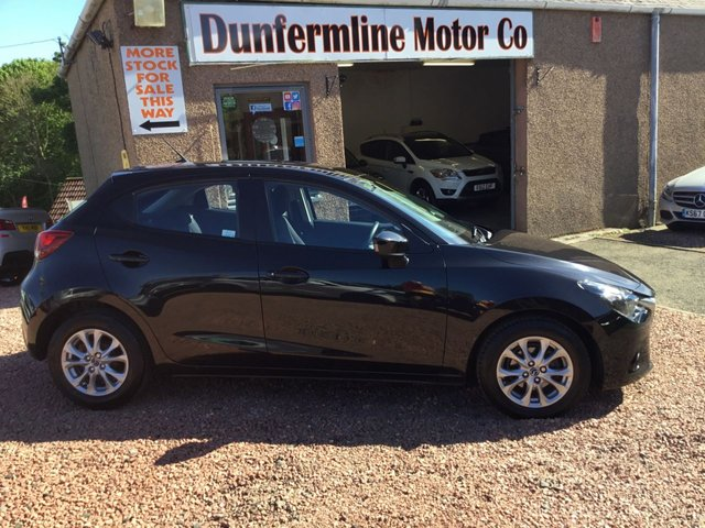 USED 2016 66 MAZDA 2 1.5 SE-L NAV 5d 89 BHP ++AUTOMATIC WITH FULL SERVICE HISTORY++