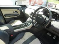 USED 2013 13 LAND ROVER RANGE ROVER EVOQUE 2.2 SD4 DYNAMIC 5d 190 BHP FULL LAND ROVER SERVICE HISTORY,BLACK PACK