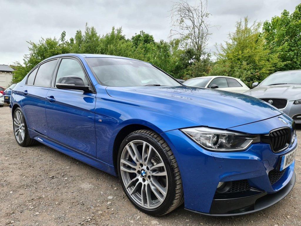 USED 2015 15 BMW 3 SERIES 3.0 335D XDRIVE M SPORT 4d AUTO 309 BHP SALOON