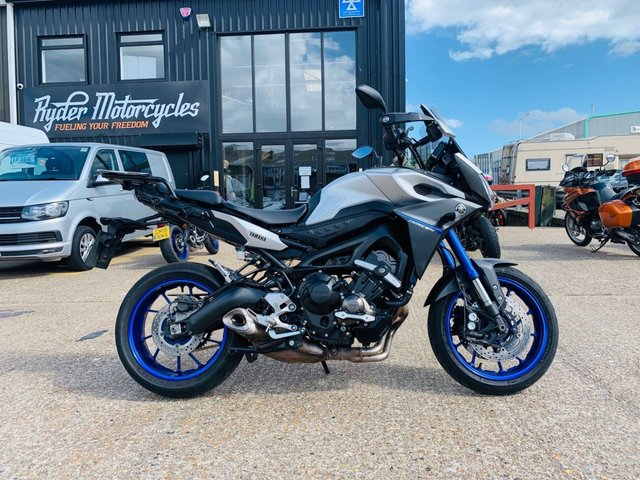 USED 2016 16 YAMAHA MT-09 TRACER ABS