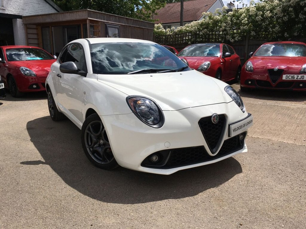 USED 2016 66 ALFA ROMEO MITO 0.9 TWINAIR QV LINE 3d 105 BHP UK WIDE DELIVERY AVAILABLE