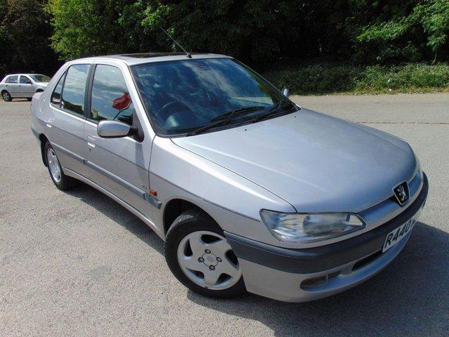 1997 R PEUGEOT 306 1.8 GLX 4d 103 BHP