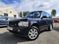 USED 2007 57 LAND ROVER RANGE ROVER 3.6 TDV8 VOGUE 5d 272 BHP MEGA SPEC+STUNNING EXAMPLE+YOU WILL NOT FIND A CLEANER CAR
