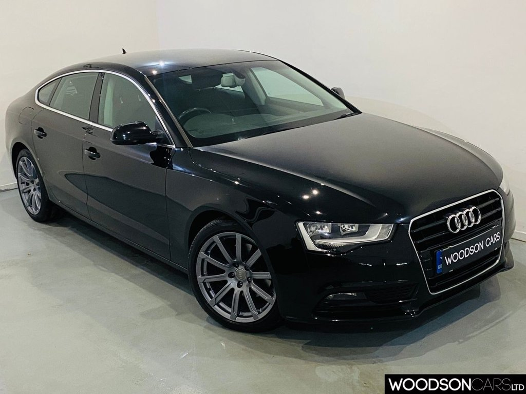 USED 2015 15 AUDI A5 2.0 SPORTBACK TDI SE TECHNIK 5d 134 BHP Sat Nav / Upgraded Alloy Wheels / Bluetooth / DAB Radio / 1 Company Owner / £20 Road Tax