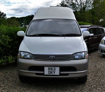 View our TOYOTA GRANVIA