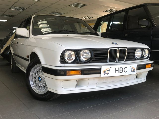 1990 H BMW 3 SERIES 2.0 320I SE 4d 129 BHP
