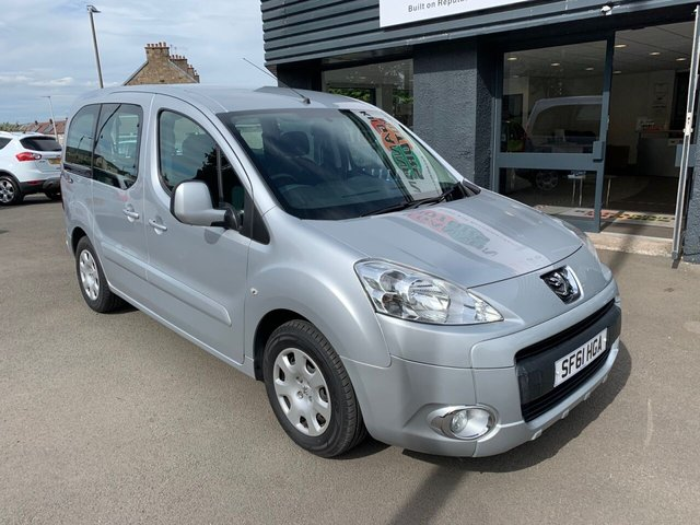 View our PEUGEOT PARTENER TEPEE