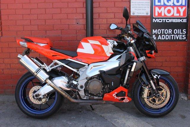 2006 06 APRILIA TUONO 1000