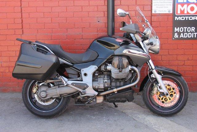 2008 08 MOTO GUZZI BREVA 1100
