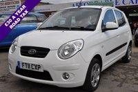 2011 KIA PICANTO 1.1 DOMINO 5d 64 BHP £2995.00