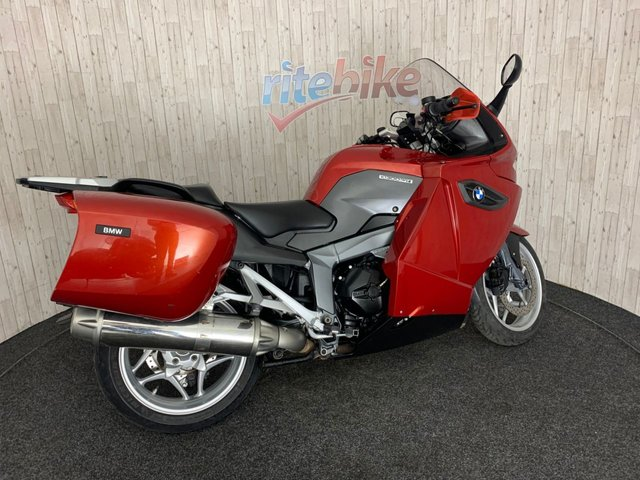 BMW K1300GT at Rite Bike