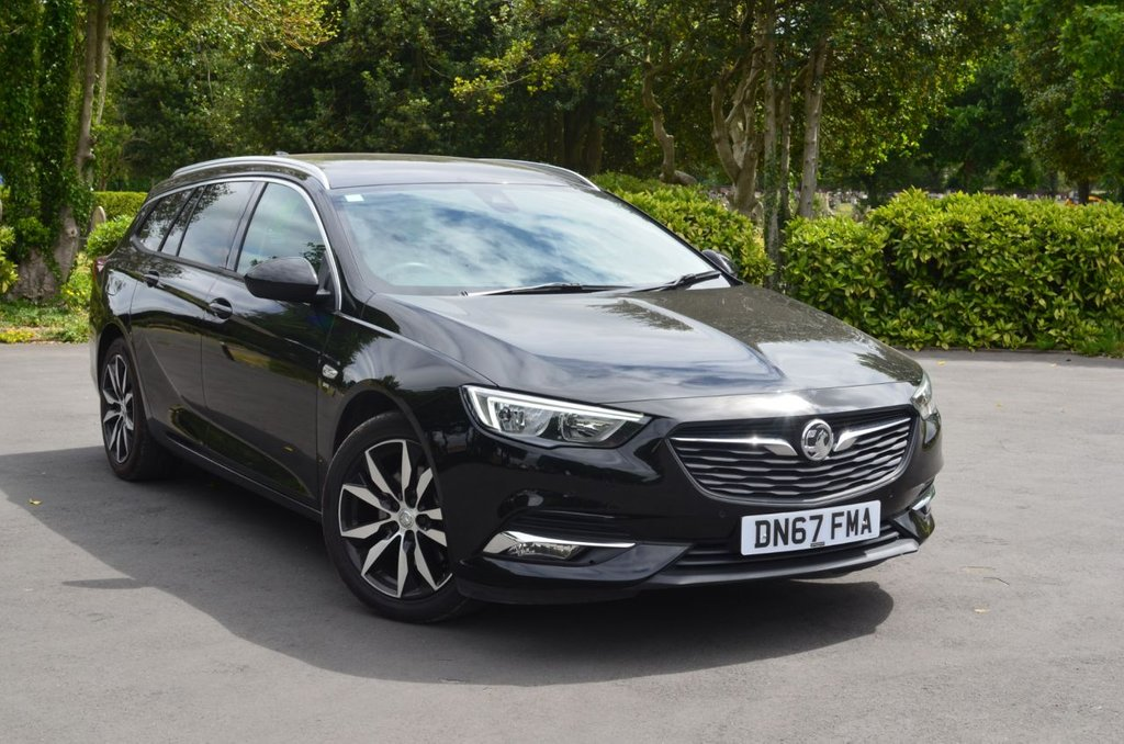 USED 2017 67 VAUXHALL INSIGNIA 2.0 SPORTS TOURER SRI NAV 5d 168 BHP