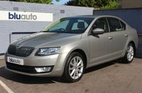 USED 2014 63 SKODA OCTAVIA 1.6 TDI CR Elegance 5dr DSG Low Running Costs, Incredibly Spacious, Great Specification