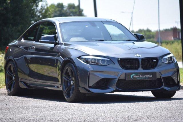 2017 67 BMW M2 3.0 M2 2d 365 BHP