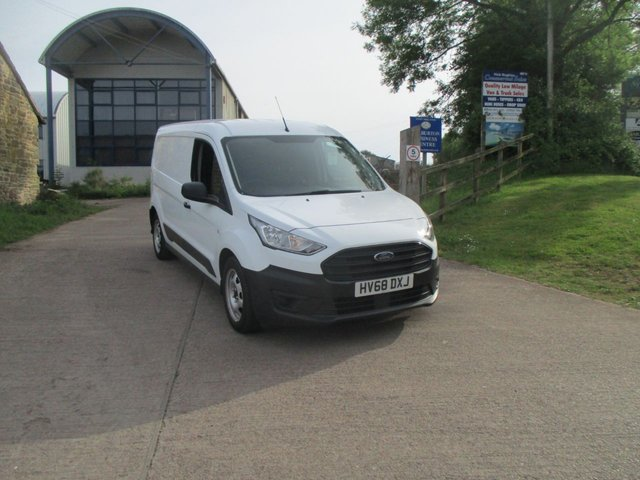 2018 68 FORD TRANSIT CONNECT 1.5 210 BASE L2 H1 TDCI 5d 105 BHP Turbo Diesel