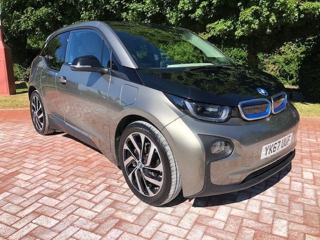 2017 67 BMW I3 0.6 I3 RANGE EXTENDER 5d 168 BHP