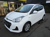 USED 2018 18 HYUNDAI I10 1.0 SE 5d 65 BHP FAB SPEC, LOW INSURANCE ONLY 34,418 MILES