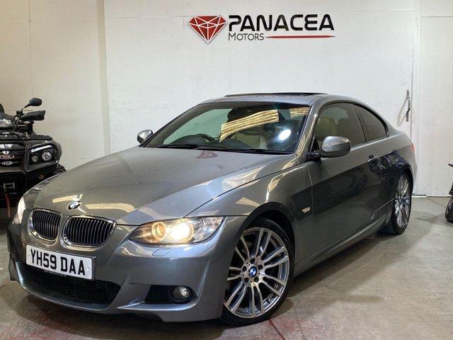 2009 59 BMW 3 SERIES 3.0 330D M SPORT 2d 242 BHP