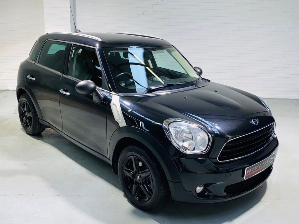 USED 2012 62 MINI COUNTRYMAN 1.6L ONE D 5d 90 BHP