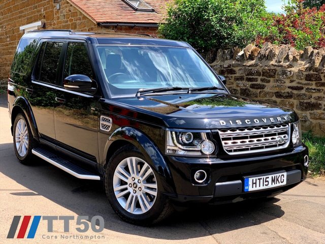 2015 15 LAND ROVER DISCOVERY 3.0L SDV6 HSE 5d AUTO 255 BHP