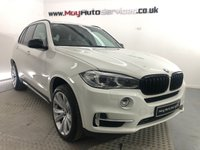 2015 BMW X5 3.0 XDRIVE30D SE 5d 255 BHP £20995.00