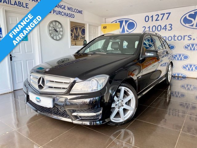 USED 2011 11 MERCEDES-BENZ C-CLASS 2.1 C250 CDI BLUEEFFICIENCY SPORT 5d 202 BHP