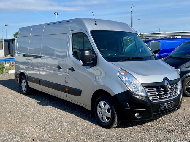 2018 68 RENAULT MASTER 2.3 LM35 BUSINESS PLUS ENERGY DCI 170 BHP
