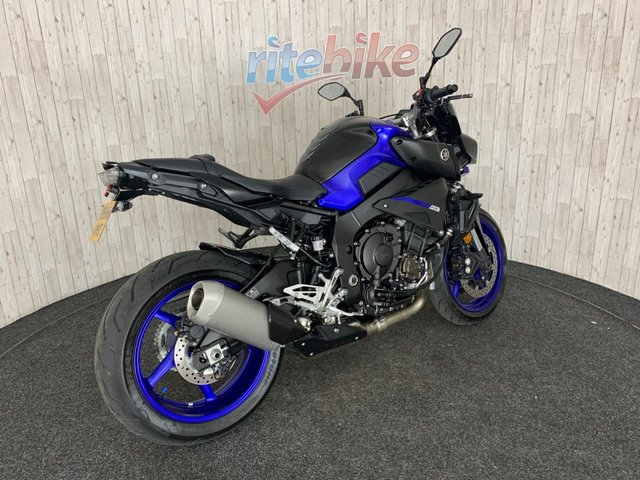 YAMAHA MT-10 at Rite Bike