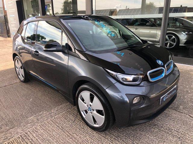2016 16 BMW I3 0.0 I3 5d 125kw