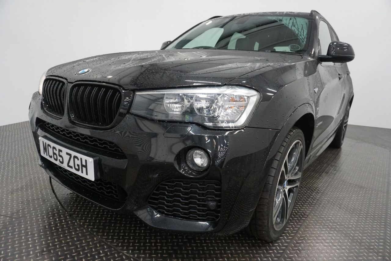 Used BMW X3 for sale