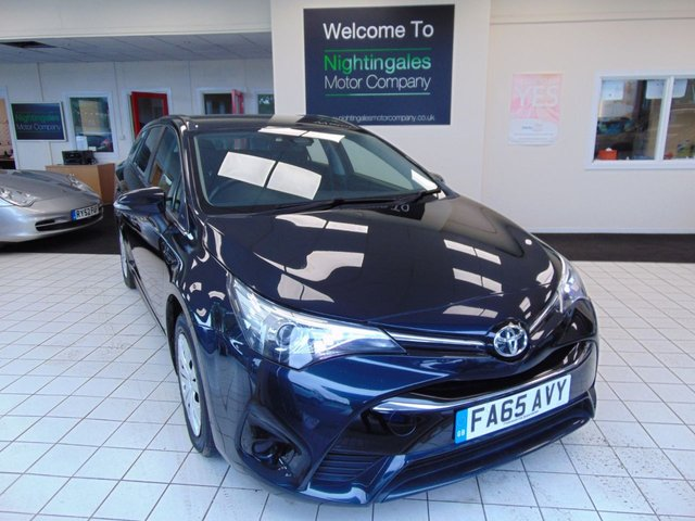 USED 2016 65 TOYOTA AVENSIS 1.6 D-4D ACTIVE 5d 110 BHP SERVICE HISTORY + JAN 2021 MOT + BLUETOOTH + CRUISE CONTROL + LOW CAR TAX + RADIO/CD PLAYER/MP3 CONNECTION + REMOTE CENTRAL LOCKING + ELECTRIC WINDOWS + TRACTION CONTROL + ABS + ISOFIX