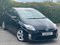 USED 2010 10 TOYOTA PRIUS 1.8 T SPIRIT VVT-I  5d * 12 MONTHS AA BREAKDOWN COVER * COMPREHENSIVE SERVICE HISTORY *