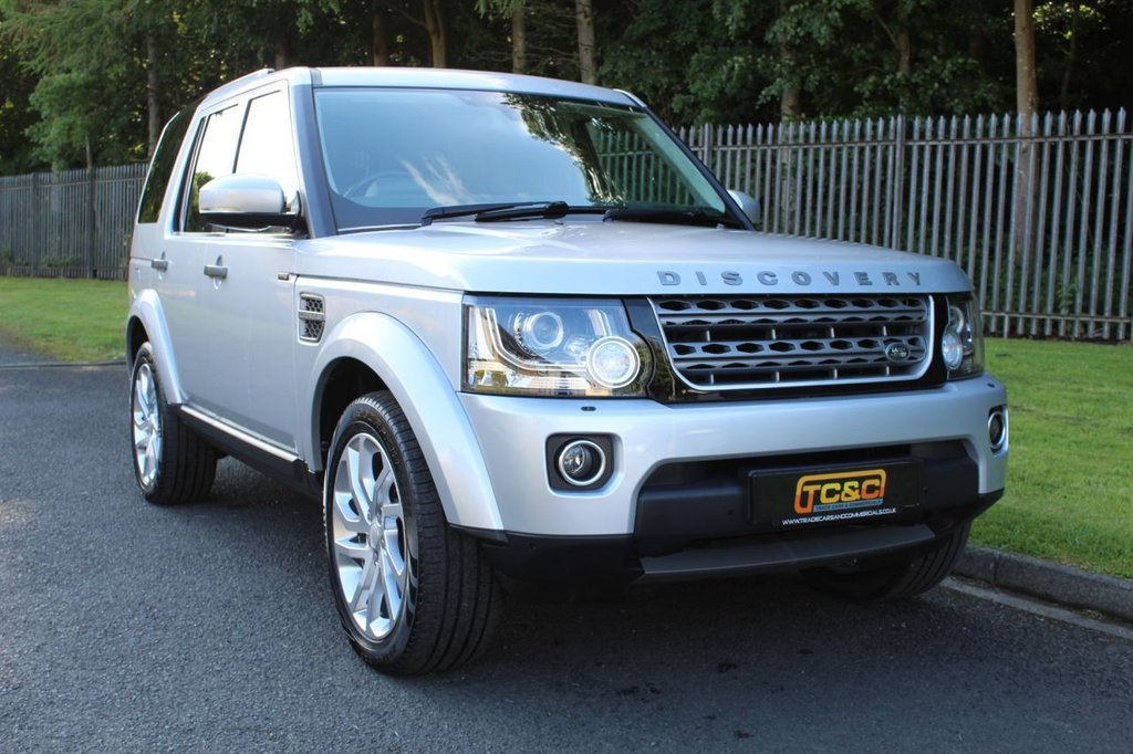 USED 2015 64 LAND ROVER DISCOVERY 3.0 SDV6 SE TECH 5d 255 BHP A STUNNING ONE OWNER DISCOVERY WITH A FULL LAND ROVER DEALER SERVICE HISTORY!!!