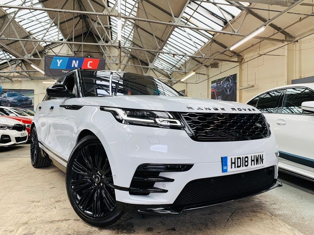USED 2018 18 LAND ROVER RANGE ROVER VELAR 3.0 D300 R-Dynamic HSE Auto 4WD (s/s) 5dr 73K WHEN NEW HIGH SPEC!