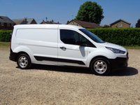 2018 FORD TRANSIT CONNECT 1.5 210 BASE TDCI 100 BHP £11850.00
