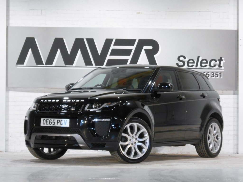 USED 2016 65 LAND ROVER RANGE ROVER EVOQUE 2.0 TD4 HSE DYNAMIC LUX 5d 177 BHP