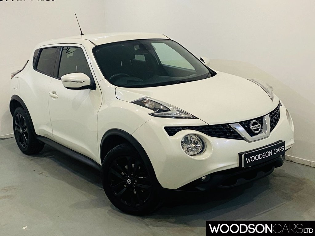USED 2016 16 NISSAN JUKE 1.2 N-CONNECTA DIG-T 5d 115 BHP Sat Nav / Bluetooth / Reverse Camera / Isofix / Privacy Glass