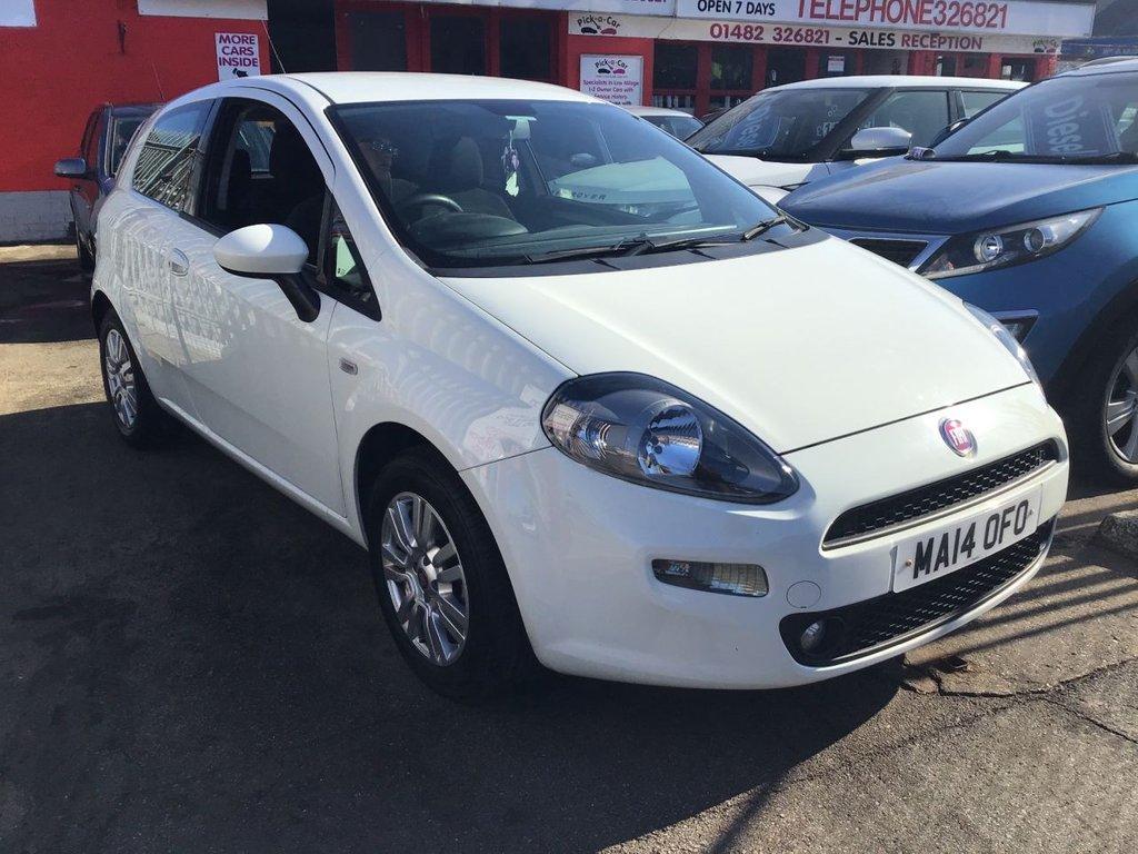 2014 Fiat Punto Easy 3 995