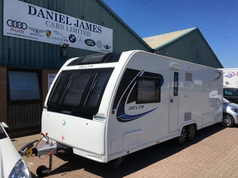 2018 LUNAR DELTA TI 1 Private Owner From New £19990.00