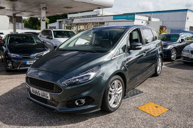 FORD S-MAX at Tim Hayward Car Sales