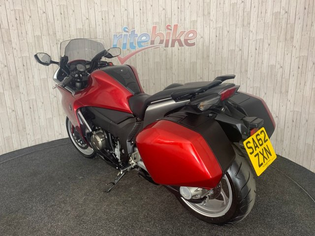 HONDA VFR1200F at Rite Bike