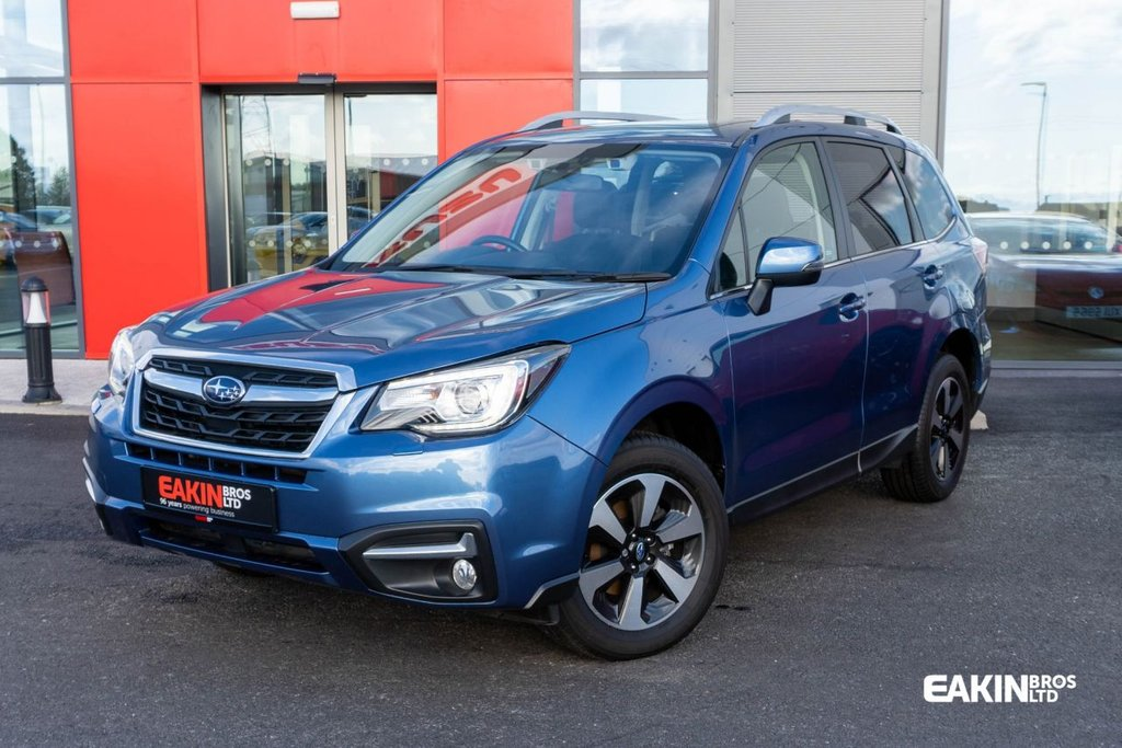 USED 2019 19 SUBARU FORESTER 2.0 I XE 5d AUTO 148 BHP SAVE (£2,000) in our biggest ever Subaru sale***