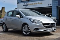 USED 2015 15 VAUXHALL CORSA 1.4 SE 5d 89 BHP COMES WITH 6 MONTHS WARRANTY