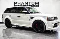 USED 2012 12 LAND ROVER RANGE ROVER SPORT 3.0 SDV6 SE 5d 255 BHP