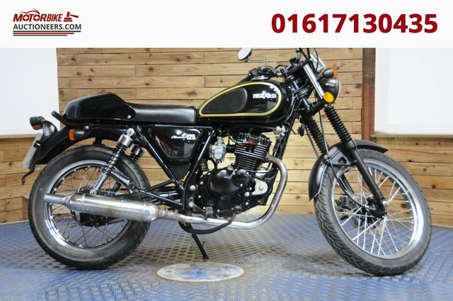USED 2015 65 HERALD MOTOR CO CLASSIC 125cc XF 125 GY-2D