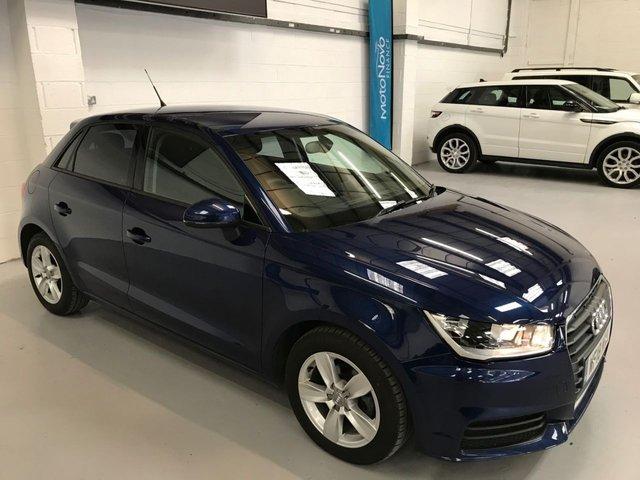 USED 2018 18 AUDI A1 1.0 SPORTBACK TFSI SE 5d 93 BHP