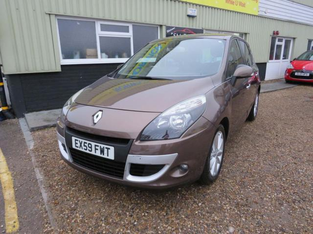 2009 59 RENAULT SCENIC 1.4 PRIVILEGE TCE 5d 129 BHP