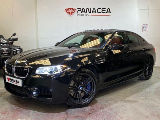 2016 16 BMW M5 4.4 M5 4d 553 BHP ULEZ