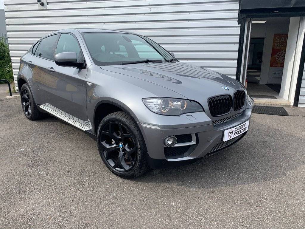 USED 2014 14 BMW X6 3.0 XDRIVE40D 4d 302 BHP £6485 in optional extras!